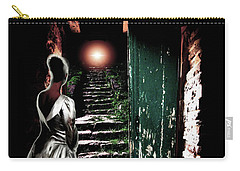 Door Of Opportunity Carry-all Pouch