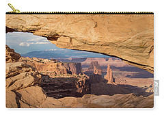 Door To The West Carry-all Pouch