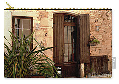 Doorway At Number 12 Carry-all Pouch