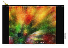 Carry-all Pouch featuring the photograph Doorway To My Mind by Diane Alexander