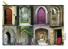 Doorways To The Past Carry-all Pouch