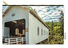 Dorena Covered Bridge Carry-all Pouch