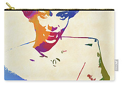 Dorothy Dandridge Watercolor Carry-all Pouch
