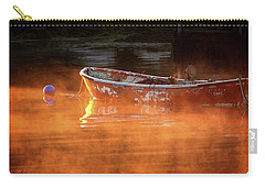 Dory In Orange Mist Carry-all Pouch