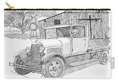 Double A Farm Carry-all Pouch