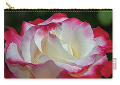 Double Delight Rose 1 Carry-all Pouch