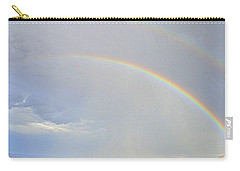 Double Desert Rainbow Carry-all Pouch