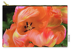 Double Dutch Tulips Carry-all Pouch
