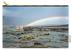Double Rainbow Carry-all Pouch