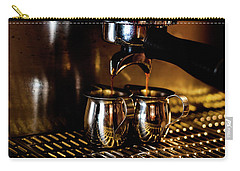 Double Shot Of Espresso 2 Carry-all Pouch