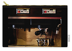 Double Shot Of Espresso Carry-all Pouch