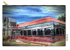 Double T Diner Carry-all Pouch