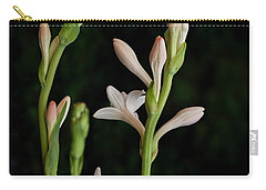 Double Tuberose In Bloom #2 Carry-all Pouch
