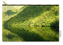 Doubtful Sound, New Zealand No. 4 Carry-all Pouch
