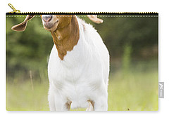 Dougie The Goat Carry-all Pouch