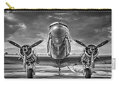 Douglas Dc3 Carry-all Pouch
