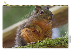 Douglas Squirrel Carry-all Pouch