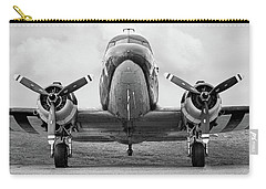 Douglass C-47 Skytrain - Dakota - Gooney Bird Carry-all Pouch