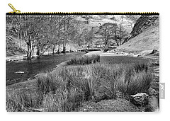 Dovedale, Peak District Uk Carry-all Pouch by John Edwards