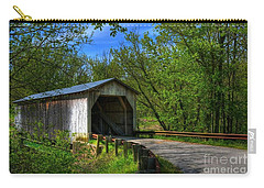 Dover Covered Bridge Carry-all Pouch