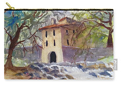 Down By The Old Mill Stream Carry-all Pouch