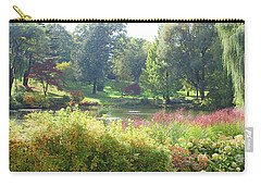 Down By The Pond Carry-all Pouch
