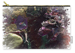 Down In The Valley Carry-all Pouch by Angela L Walker