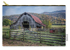 Down In The Valley Carry-all Pouch