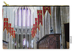 Down The Aisle - Orleans Cathedral Carry-all Pouch