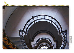 Down The  Lighthouse Stairs Carry-all Pouch