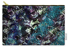 Carry-all Pouch featuring the photograph Down The Rabbit Hole by Kathie Chicoine