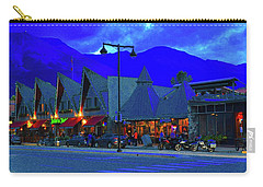 Astoria Hotel Carry-all Pouch by Joe Burns