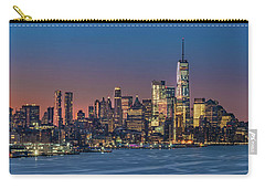 Downtown And Freedom Tower Carry-all Pouch