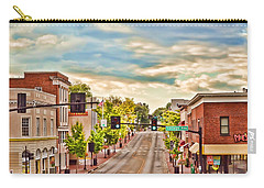 Downtown Blacksburg Carry-all Pouch