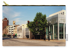 Downtown Huntington West Virginia Carry-all Pouch by L O C