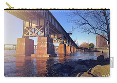 Downtown Carry-all Pouch by Melissa Messick