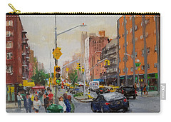 Downtown On Seventh No. 1  Carry-all Pouch