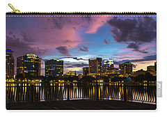 Downtown Orlando Carry-all Pouch