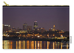 Downtown Reflections Carry-all Pouch
