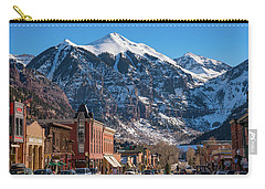 Downtown Telluride Carry-all Pouch