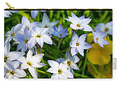 Downtown Wildflowers Carry-all Pouch