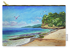 Dr. Grooms Beach, Grenada Carry-all Pouch