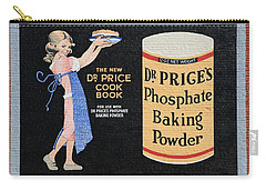 Dr. Prices Phosphate Baking Powder On Brick Carry-all Pouch