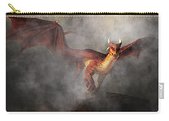 Draco Carry-all Pouch by Daniel Eskridge