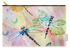 Dragon Diversity Carry-all Pouch by Denise Tomasura
