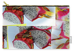 Dragon Fruit Collage Carry-all Pouch