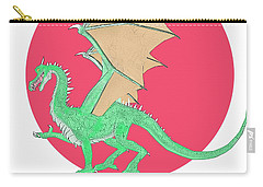 Dragon Illustration 1 Carry-all Pouch