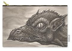 Dragon Portrait No. 2 Carry-all Pouch
