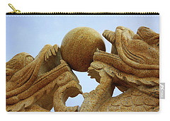Dragon Sculpture Carry-all Pouch