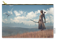 Dragon Sighting Carry-all Pouch